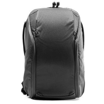 Used Peak Design Everyday Backpack 20L Zip v2 - Black