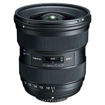 Tokina atx-i 11-16mm f2.8 CF Lens - Nikon F Fit