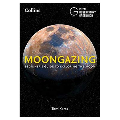 Collins Moongazing Book