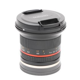 Used Samyang 12mm f2.0 NCS CS Lens - Sony E Fit - Black