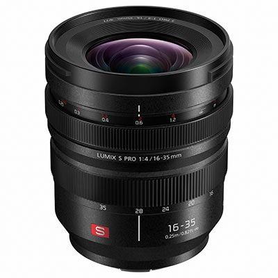 Panasonic LUMIX S Pro 16-35mm f4 Lens