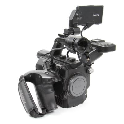 Used Sony PXW-FS5 4K Professional Camcorder