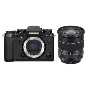 Fujifilm X-T3 with XF 16-80mm