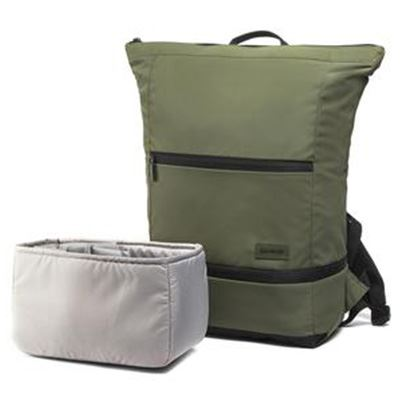 Crumpler Triple A Half Backpack - Green