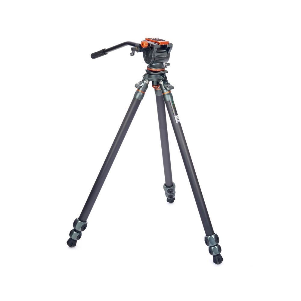 Image of 3 Legged Thing Legends Mike Tripod + AirHed Cine Arca