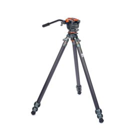 3 Legged Thing Legends Mike Tripod + AirHed Cine Arca