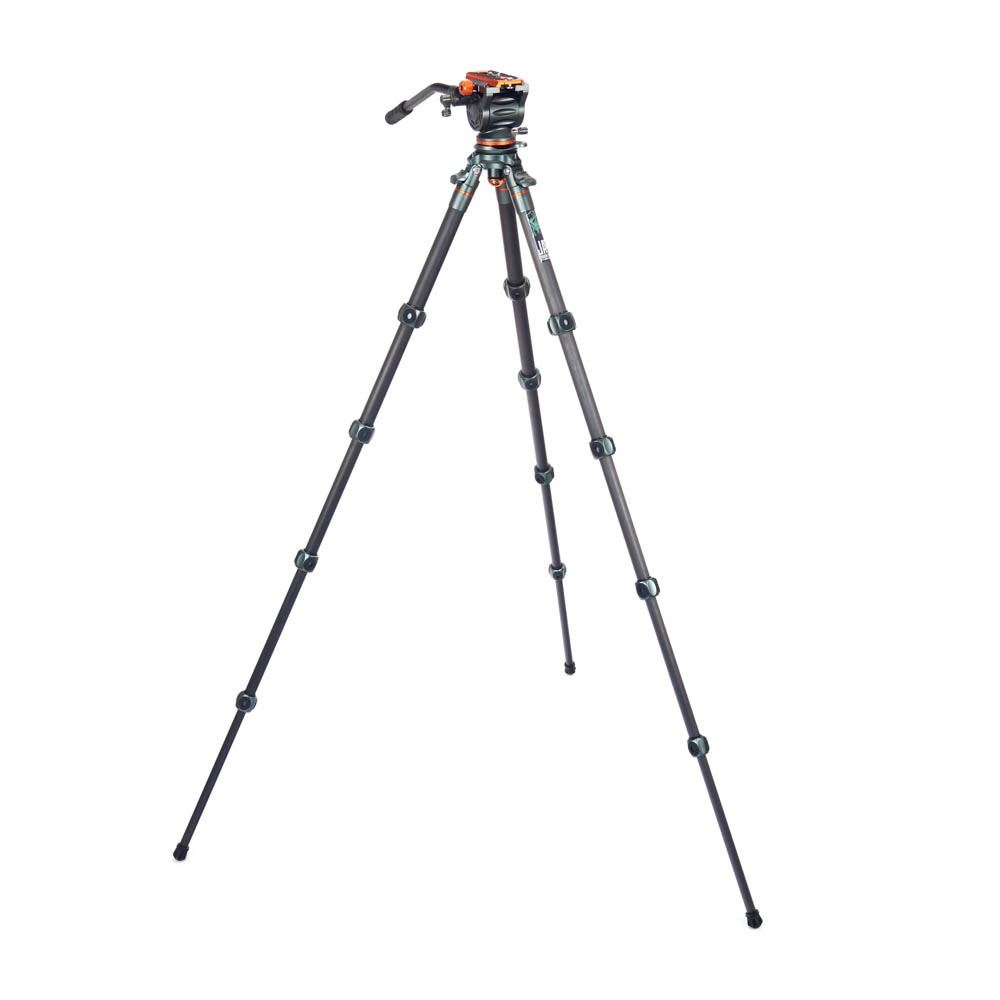 Image of 3 Legged Thing Legends Jay Tripod + AirHed Cine Standard
