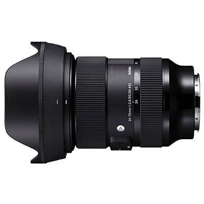 Sigma 24-70mm f2.8 AF DG DN Art Lens - L Mount
