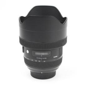 Used Sigma 12-24mm f4 Art DG HSM Lens - Nikon Fit