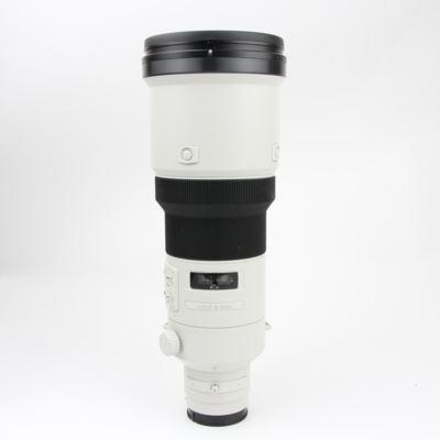 Used Sony 500mm f4 G SSM Lens