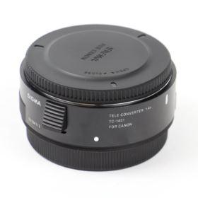 Used Sigma 1.4x TC-1401 Teleconverter - Canon Fit