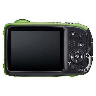 Image of Fujifilm FinePix XP140 Digital Camera - Lime