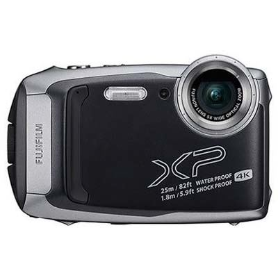 Image of Fujifilm FinePix XP140 Digital Camera - Graphite