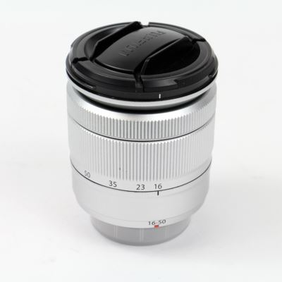 Used Fuji 16-50mm f3.5-5.6 II XC OIS Lens - Silver