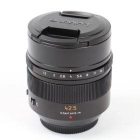 Used Panasonic 42.5mm f1.2 ASPH Leica DG Nocticron OIS Lens
