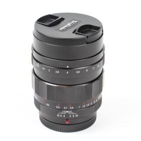 Used Voigtlander 42.5mm f0.95 Nokton Micro Four Thirds Lens