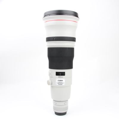 Used Canon EF 600mm f4 L IS II USM Lens