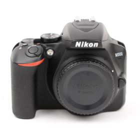 Used Nikon D3500 Digital SLR Camera Body Only