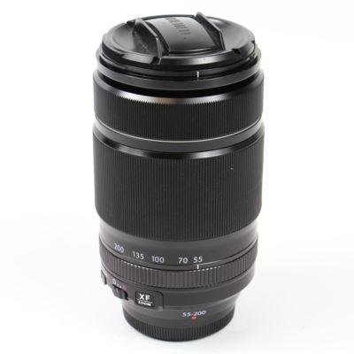 Used Fujifilm 55-200mm f3.5-4.8 R LM OIS XF Fujinon Lens