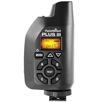 PocketWizard Plus IIIe Transceiver