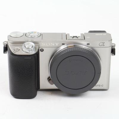 Used Sony Alpha A6000 Digital Camera Body - Silver