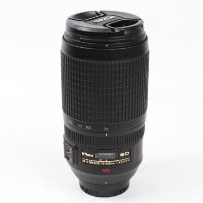 Used Nikon 70-300mm f4.5-5.6 G AF-S VR IF-ED Lens