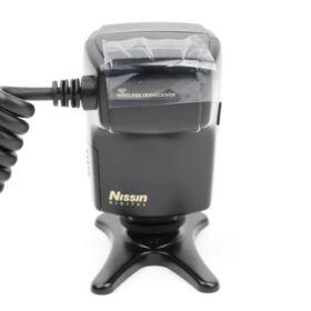 Used Nissin MF18 Macro Flash - Canon Fit