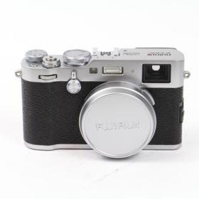 Used Fujifilm X100F Digital Camera - Silver