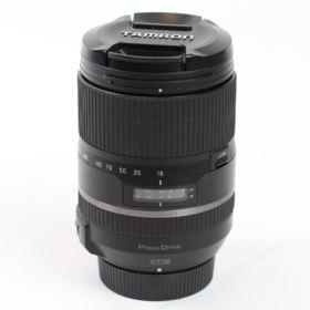 Used Tamron 16-300mm f3.5-6.3 Di II VC PZD Macro Lens - Nikon Fit