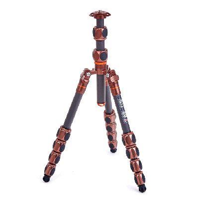 3 Legged Thing Pro 2.0 Leo Carbon Fibre Tripod - Bronze