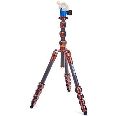 Image of 3 Legged Thing Pro 2.0 Albert Carbon Fibre Tripod - Bronze
