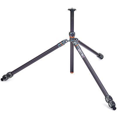 Image of 3 Legged Thing Pro 2.0 Winston Carbon Fibre Tripod - Grey
