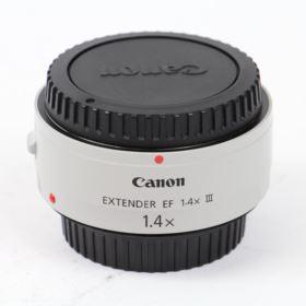 Used Canon EF 1.4x III Extender