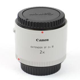 Used Canon EF 2x III Extender