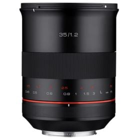 Samyang XP 35mm f1.2 Lens - Canon EF Fit
