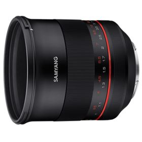 Samyang XP 85mm f1.2 Lens - Canon EF Fit