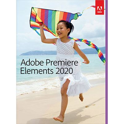 Image of Adobe Premiere Elements 2020