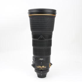 Used Nikon 400mm f2.8 AF-S E FL ED VR Lens
