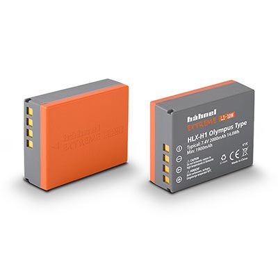 Hahnel Extreme HLX-H1 Battery (Olympus BLH-1)
