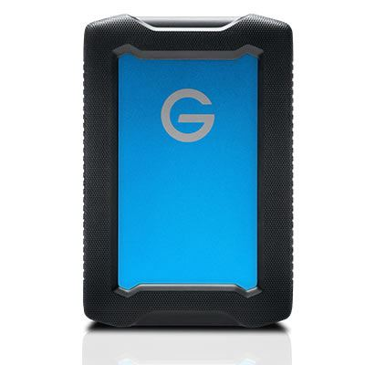 Image of G-Technology ArmorATD 1TB Portable Drive