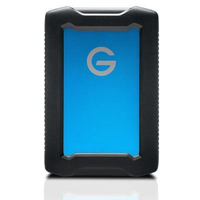 Image of G-Technology ArmorATD 5TB Portable Drive