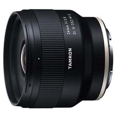 Tamron 24mm f2.8 Di III OSD Macro Lens - Sony E Fit