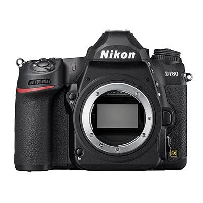 Nikon D780 Digital SLR Camera Body