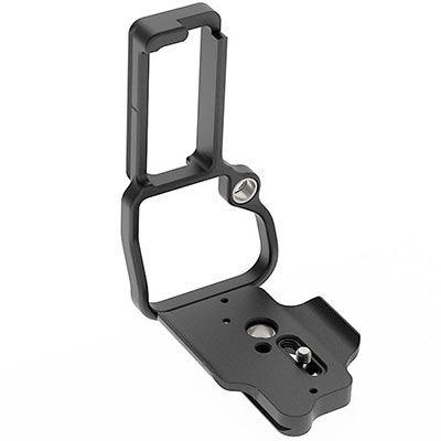 Image of Kirk BL-A7R4G L-Bracket for Sony A9 II and A7R MKIV with VG-C4EM Grip