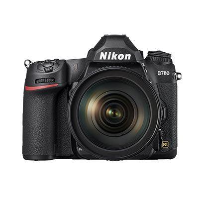 Nikon D780 Digital SLR Camera with 24-120mm VR Lens