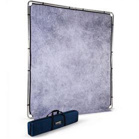 Lastolite EzyFrame Vintage Background 2 x 2.3m - Concrete