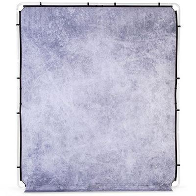 Lastolite EzyFrame Vintage Background Cover 2 x 2.3m - Concrete