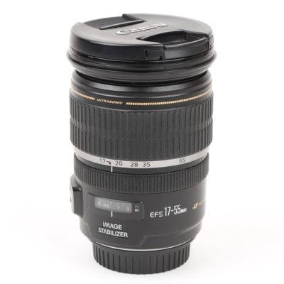 Used Canon EF-S 17-55mm f2.8 IS USM Lens
