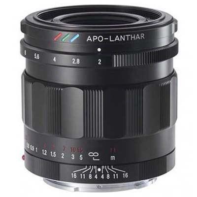 Voigtlander 50mm f2 Apo-Lanthar - Sony E Fit