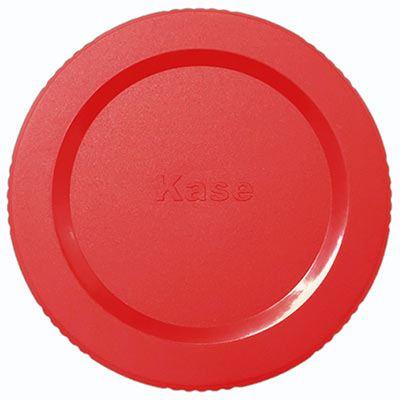 Kase K9 Red Lens Adaptor Caps (pack of 3)